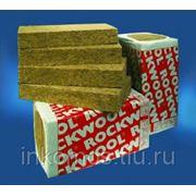 Теплоизоляция фасадов Rockwool Фасад Баттс Д 1000х600х130мм (ДхШхТ) фото