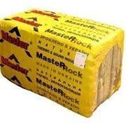 Минеральная вата — Мастер Рок 50 кг/м³ (100мм) фото