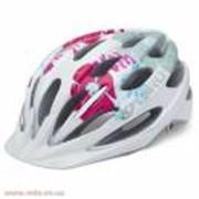 Шлем подростковый велосипедный Giro Raze White-Pink Wailua фото