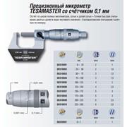 Прецизионный микрометр TESAMASTER со счётчиком 0,1 мм фото