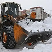 Уборка и Вывоз снега, погрузчик, камазы фото