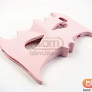 Накладка iPhone 5S (МАСКА) розовый 73089b фото