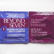 Презервативы Beyond Seven Studded (Okamoto) фото