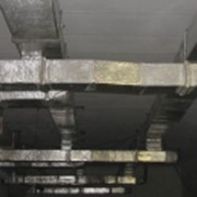Система конструктивной огнезащиты воздуховодов и коробов дымо- газоудаления - ET VENT-90 фото