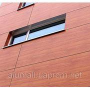 Вентилируемые фасады из керамогранита Харьков фото