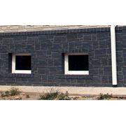 Фундамент, панели для отделки цоколя. фото