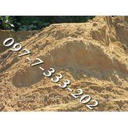 Песок карьерный (30% содержание глины) фото