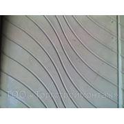 Тротуарная плитка «Волна» фото