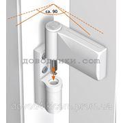 Дверные петли Dr.Hann KT-N, KT-V, аналог известного бренда фото