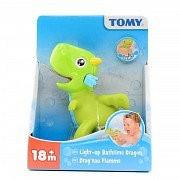 TO72356 Игрушка д/ванны Водный дракон свет (Tomy) фото