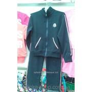 Детский спортивный костюм на мальчика Moncler 116-140 см темно-синий, код товара 108384008 фото