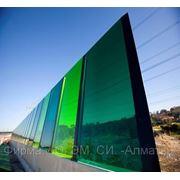 Монолитный поликарбонат 4 мм. Израиль. фото