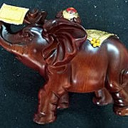 Сувенир Слон 4868 17х14,5см фото