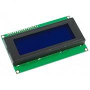 Дисплей LCD 20x4 с подсветкой 20 симовов 4 строки - Жидкокристалический экран для Arduino фото