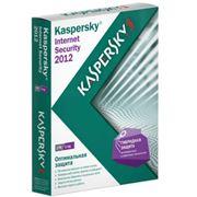 Лицензионный антивирус Kaspersky Internet Security 2013 на 2ПК Базовый фото
