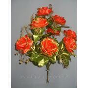 Искусственные цветы Букет Лист золото фото