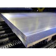 Лист н/ж 430 0,8 (1,25х2,5) BA+PVC фото