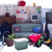 Вывоз старой мебели. фото