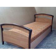 Кровать односпальная фото