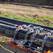 Газопровод из полиэтилена фото