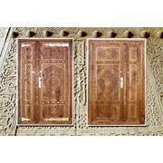 дверь резная фото