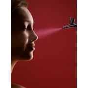 Аэро (воздушный) макияж фото