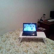 Удобный столик для ноутбука фото