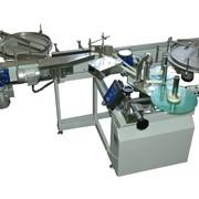 Автомат этикетировочный для нанесения самоклеящихся этикеток на вертикальную поверхность фармфлаконов СК-010-К фото