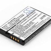 Аккумуляторная батарея для сотового телефона LG LGIP-410A фото