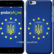 Чехол на iPhone 6 Евросоюз 6 781c-45 фото