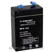 Батарея общего назначения SUNLIGHT SP6-2.5 фото