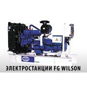 Дизель-генераторная установка (ДГУ) FG Wilson модель Р65Е3 65кВА/52кВт Великобритания фото