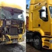 Костоправные малярные работы - восстановление кабин грузовых автомобилей восстановление рамм фото