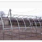 Дополнительная секция к теплице 4х6м с поликарбонатом 6мм (10-ть лет) фото
