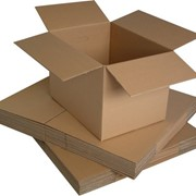 Лотки, ящики, коробки, тара из гофрированного картона фото