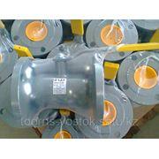Краны шаровые Д-50 фланцевые фото