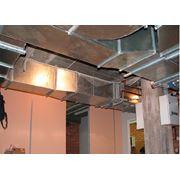 Монтаж кондиционеров вентиляции и сплит-систем на объектах жилого и промышленного назначения фото