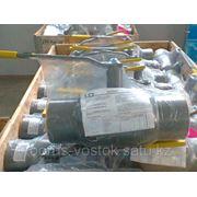 Краны шаровые Д-50 фото