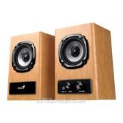 Система акустическая Speakers Genius SP-HF360A Wooden фото