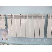 Радиатор алюминиевый VARMEGA ALMEGA 350/80/80 фото