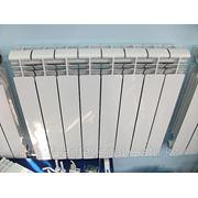 Радиатор алюминиевый VARMEGA ALMEGA 500/80/80 фото