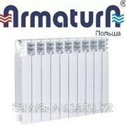 Алюминиевый радиатор ARMATURA 10/500 фото
