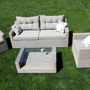 Комплект мебели из искусственного ротанга Santana фото