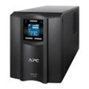 Источники и системы бесперебойного питания APC Smart-UPS C 1000VA LCD фото