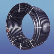 Труба ПНД д.25с(2,0) техническая, для кабеля фото
