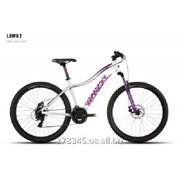 Велосипед GHOST Lawu 2 white/pink/purple, 16MS4512 фото