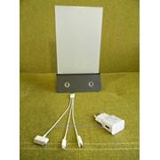 Настольное зарядное устройство для мобильных телефонов фото