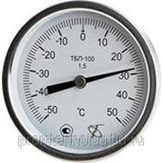 Термометры биметаллические ТБЛ-63, ТБЛ-80, ТБЛ-100 фото