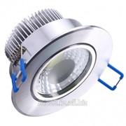 Светодиоды точечные DOWNLIGHT LED DLA019 5W 6000K фото
