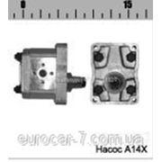 Насос А14Х для Болгарских погрузчиков фото
